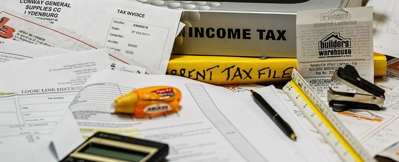 Tax Tips: Get Organized