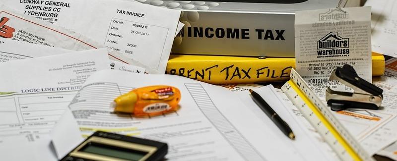 Tax Tips: Get Organized