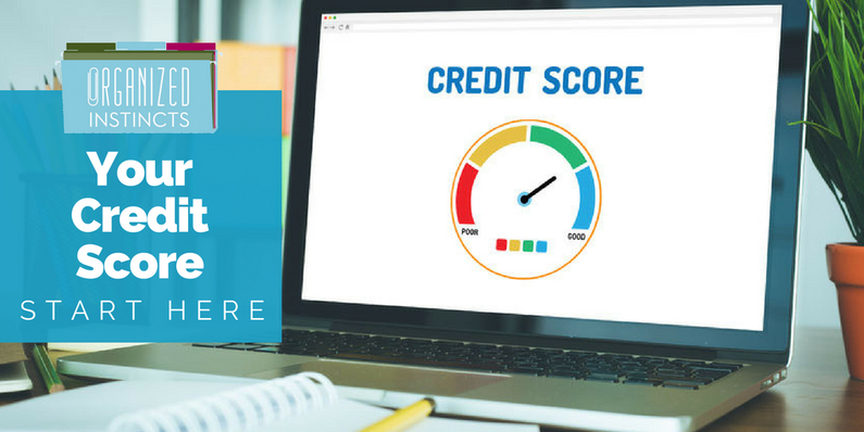 Your Credit Score – Start Here