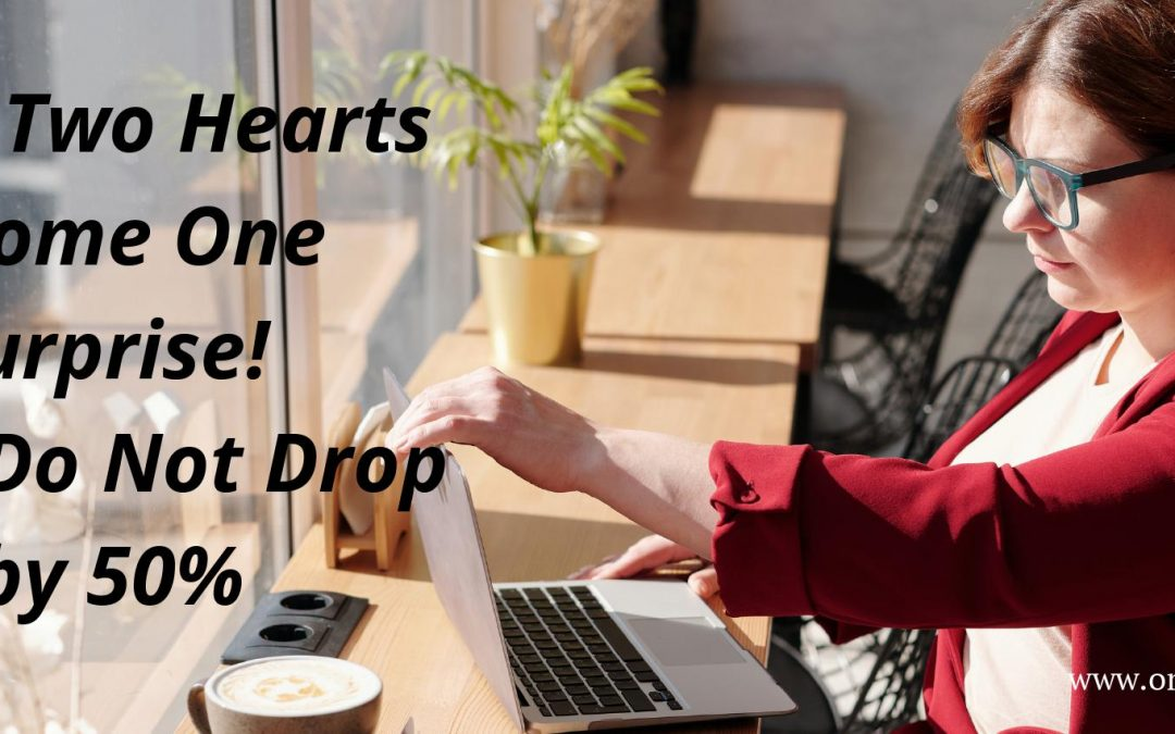 When Two Hearts Become One – Surprise! Costs Do Not Drop by 50%
